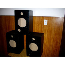 Gabinetes Para Bafles Ideal Dj / Boliches / Pubs