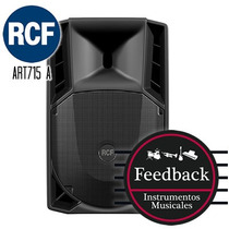 Rcf Art715a - Bafle / Monitor Activo 15
