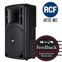 Rcf Art315a Mk3 - Bafle Monitor 15