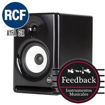Rcf Ayra Six - Monitor De Estudio Activo 75w C/u