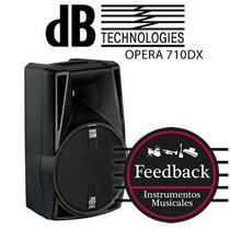 Db Technologies Opera 710dx - Bafle Activo 700w Tipo Rcf Art