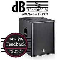 Db Technologies Arena Sw15 Pr - Subwoofer Pasivo 15