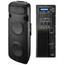 Bafles Gbr Power Sub 215 Mp3 Bluetooth