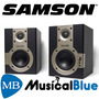 Monitores De Estudio Samson P/multimedia/game/tv Mbt4