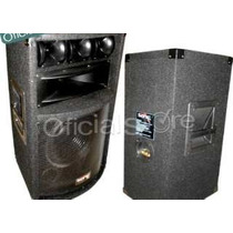 Bafle Audiosonic Profesional As15340 15 Pulgadas 600w 300rms
