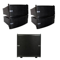Db Technologies Subwoofer Line Array Mini Pack