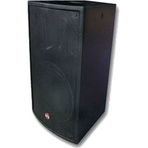 Bafle Sts D10 Pasivo Caja Acustica 250w Fixed Series Monitor