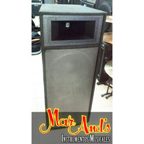 Crest Cp215 - Bafle C/ 2 Parlantes 15 P/ Sonido Profesional