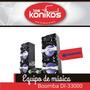 Equipo Musica Daewoo Bafle Karaoke Dvd 2 Torre X 600w Usb Sd