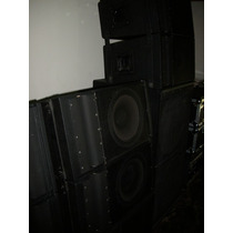 Line Array-bafle-parlante-equipo