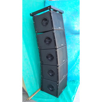 Line Array Curvo&eighteensound 112 (caja Vacia) Linea Nueva