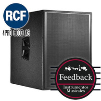 Rcf 4pro 8003 As - Bafle Activo Subwoofer 18