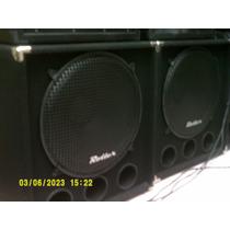 Cajas De Grabes Roller 18 X 400w Glpmusic