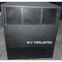 Sub 118 Clon Rcf $4.500 M.v. Parlantes