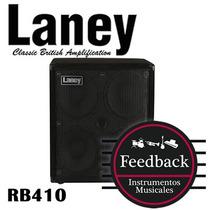 Laney Rb410 - Bafle/caja De Bajo 400w