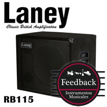 Laney Rb115 - Bafle/caja Para Bajo 250w