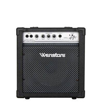Amplificador De Bajo 20w Wenstone B-200 Insdustria Argentina