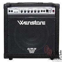 Amplificador Equipo De Bajo Wenstone Be-600 60w