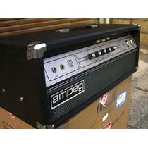 Ampeg V4b Cabezal Valvular Para Bajo 100 Watts Made In Usa