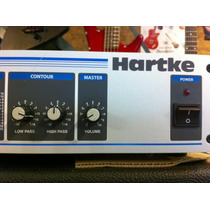 Hartke Ha2500 250wts Cabezal De Bajo