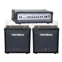 Cabezal Wenstone Be2200h + 2 Cajas Mb115 E 250 Watts