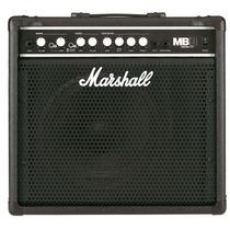 Amplificador Marshall Mb30 Para Bajo Nuevo Con Garantia
