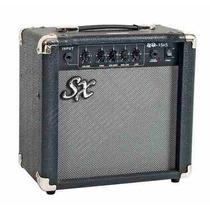 Amplificador De Bajo Sx Ba-1565 15 Watts