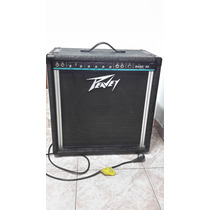 Peavey Basic 60. Made In Usa. Amplificador Bajo. Exc. Edo!