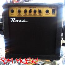 Ross B15 Amplificador Para Bajo - Bm Music Pacheco