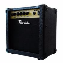 Amplificador Ross Para Bajo B15 De 15w