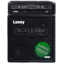 Cabezal Laney Rb9 300 Watts + Caja Laney Rb410 4x10
