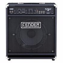 Amplificador Combo P/ Bajo Fender Rumble 75 75w 1 X 12