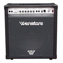 Amplificador De Bajo Wenstone Be1200 Combo 120w Bsasproaudio