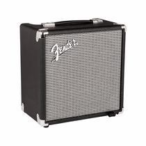 Amplificador Combo P/ Bajo Fender Rumble 15 V3 15w 1 X 8