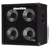 Hartke 410xl - Caja Para Bajo, 4 X 10 Con Cono De Aluminio
