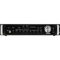 Cabezal Amplificador Swr Working Pro 700 Para Bafle De Bajo