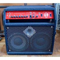 Combo Swr Redhead 2x10 Usa -no Ampeg Eden Fender Musicman Gk