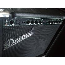 Ampli Multifunción P/ Teclados-guitarras-voces Decoud Mo 70