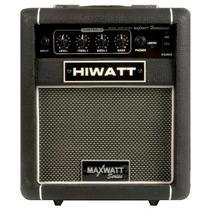 Amplificador De Bajo Hiwatt Hurricane 10w / 8