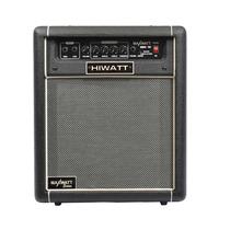 Amplificador De Bajo Hiwatt B20 20w / 8.5