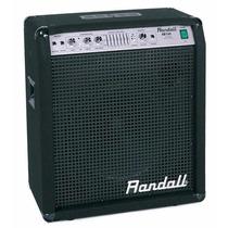 Randall Rb100 Amplificador Para Bajo 90 Watts