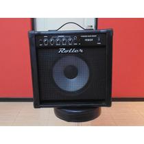 Amplificador De Bajo Roller 25 Watts
