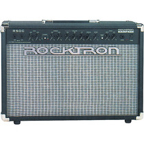Amplificador Para Guitarra Rocktron Rampage R50 Sonido Engl