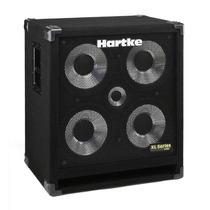 Bafle P/bajo Hartke 4.5xl 4x10 + Tweeter 5 , 400watts, Alum