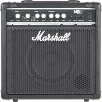 Amplificador Para Bajo Marshall Mb15 Con Compresor - La Roca