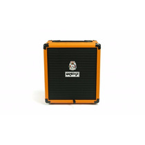 Amplificador De Bajo Orange Crush Bass Cr25bx