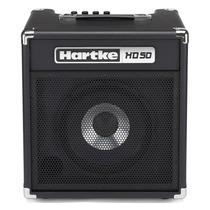 Amplificador Hartke P/bajo Hd50, 50watts, 1x10, Nuevo Modelo