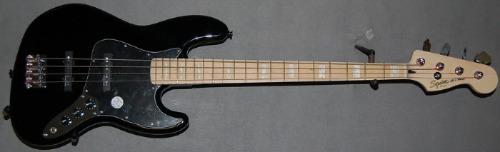 Squier por Fender Vintage modificado Jaguar Bass HB