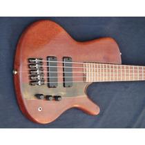 Bajo Luthier Ocampo 5 Cuerdas