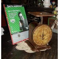 Antigua Balanza De Cocina Columbia Usa 10kg Funciona (3581)